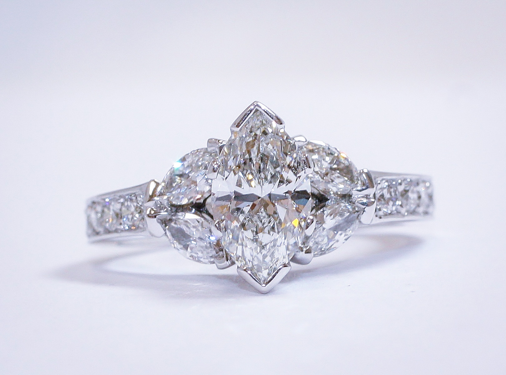 Sell_Vintage_Marquis_Diamond_Rings
