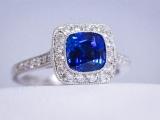 Tiffany Sapphire Ring
