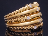 We_Buy_David_Yurman_Gold-Diamond_Rings